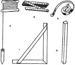 ИНСТРУМЕНТЫ И ИНВЕНТАРЬ ДЛЯ КАМЕННЫХ РАБОТ Стройсервис  Описание Контрольно измерительные инструменты для каменной кладки
