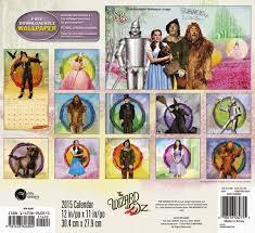 Calendar Wizard 2015 Curiozity Corner Wizard Of Oz 2015 Calendars