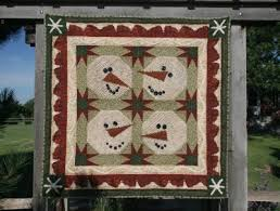 free snowman quilt patterns | More information about Free Snowman ... & Free Snowman Quilt Patterns – Catalog of Patterns Adamdwight.com