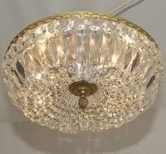 Xl Antik Decken Lampe ø41cm Kronleuchter Plafoniere