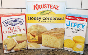 jiffy corn muffin mix. Plain Jiffy Corn Muffin Mix Blind Taste Test Martha White Vs Krusteaz Jiffy To M