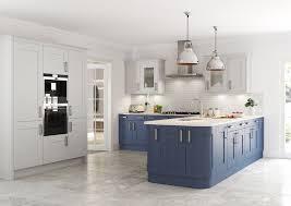 French Grey Kitchen Cupboard Doors