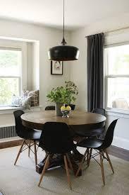 modern round dining table extendable neubertweb com home inside contemporary design 7
