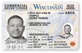 Site Official Id And Wi Dmv Government Dl - Wisconsin