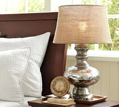 bedside table with lamp bedside lamps antique mercury glass table bedside lamps pottery barn bedside table lamp sets