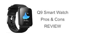 Q9 Waterproof <b>Sports</b> Smart Watch Review: Advantages and why it ...