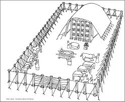 Small Picture Solomons Temple Coloring Page DCC Kindergarten Pinterest