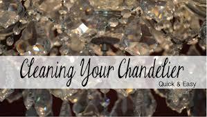 chandelier feature