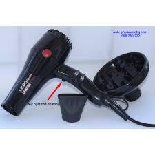 Combo máy sấy tóc và loa sấy tạo kiểu tóc uốn xoăn