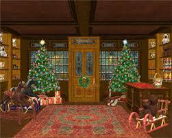 Christmas Room Wallpapers - Top Free ...