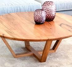 albury marri round coffee table