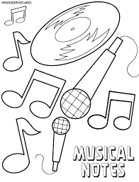 musical note coloring sheet 20 coloring pages music notes free printable music note coloring