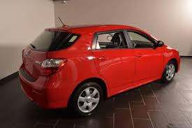Used 2010 Toyota Matrix BASE- GROUPE ÉLECTRIQUE-A/C- for Sale in ...
