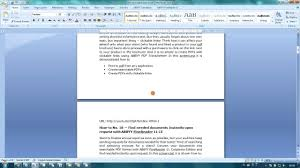 How To No 22 Create Bookmarks In Pdf Documents With Abbyy Pdf