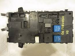 hyundai tiburon bcm fuse box junction unit body control 03 04 05 06 07 hyundai tiburon fuse box body control module 95480