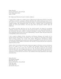Executive Mba Recommendation Letter Sample Cover Letter Database