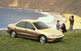 1999 Chevrolet Cavalier - Information and photos - ZombieDrive