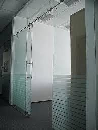 glass office door. Office Door Design With Glass Doors White Frosting .