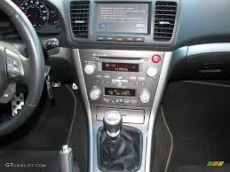 2008 Subaru Legacy 2.5 GT spec.B Sedan Controls Photo #6115029 ...