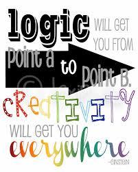 Inspirational Art Quotes Amazing Inspirational Print Modern Art Teen Decor Wall Art Einstein