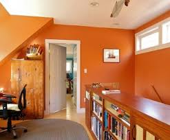 eclectic home office by duxbury designbuild firms joseph b lanza design building pumpking coloru2026 home office paint color ideas f87 office