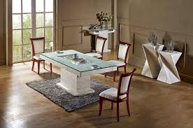 Free Shipping Rectangle Travertine Dining Table Set High Quality Natural  Marble Dining Furniture Rectangle Table NB