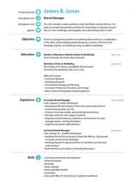 Creative Job Resume Best Of Graduate Student Resume Template Creative Resume Templates