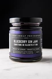 Certo Light Plum Jam Blueberry Gin Jam