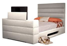 Bed With Tv Built In 8 Best Tv Beds With Built In Tvs Qosy