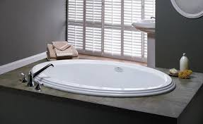 bathtubs idea outstanding home depot soaker tub bathtubs of oval whirlpool bathtubs