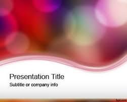 Plantilla Powerpoint Con Colores Claros Gratis Plantillas