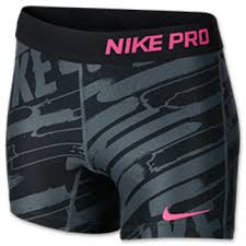 nike outfits for girls. girls\u0027 nike 3 inch pro core compression graphic printed shorts outfits for girls