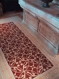 Red Kitchen Floor Tiles Castelo Handmade Tiles R Hall Kitchen Floor Tiles 20x20cm