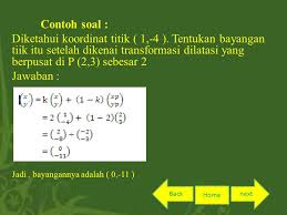 Translasi contoh soal translasi 2. Soal Dan Jawaban Transformasi Geometri Ilmusosial Id