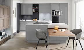 remo silver grey kitchen