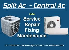 Repairing And Maintenance Window Ac Split Ac Central Ac Service Repairing