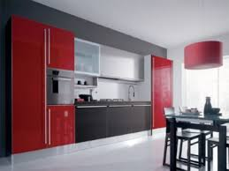 modern kitchen cabinet without handle. These Modern Kitchen Cabinets Have Lots Of Color And Long Narrow Door Handles. Cabinet Without Handle T
