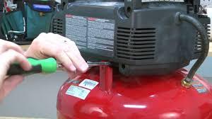 Porter Cable Air Compressor Repair ...