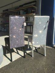 diy glitter furniture. The Stunning Glitter Furniture Company Dining Room Chairs - Silver Velvet Diy I