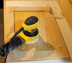 sanding the cabinet doors 2 seasons sanding kitchen cabinets to paint projects doors full size