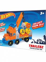 <b>Конструктор Hot wheels</b> серия trailerz Frost + Mazer 42 эл.722 Bauer