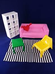 ikea miniature furniture. Fine Miniature IKEA Dollhouse Furniture With Ikea Miniature