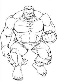 For more info on superheroes go here. Hulk Pictures To Color Coloring Home