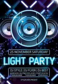 Free Party Flyer Templates 021 Free Party Flyer Templates Template Ideas Light Psd