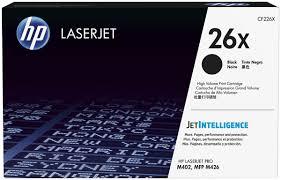 Тонер-<b>картридж HP 26X</b> (<b>CF226X</b>), черный, для лазерного ...