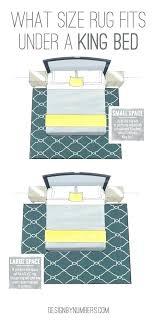 best rug size for king bed rug size under king bed carpet for master bedroom best