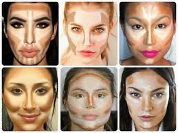 contouring for different face shapes. contouring for different face shapes. check out which ones suits your shape best and give it a go! shapes f