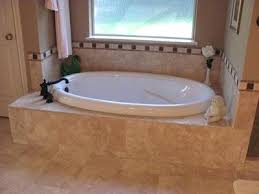 drop in bathtub ideas oval drop in bathtubs drop in bathtub tile ideas