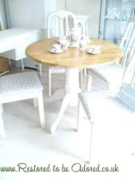 shabby chic round dining table shabby chic dining table set shabby chic small kitchen table dining shabby chic round dining table