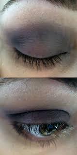 step 3 of eyeshadow tutorial for beginners